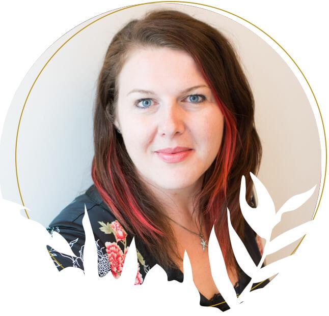 Creative writing instructor Nicole Breit.